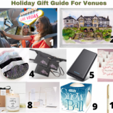 Holiday Gifts for Venue Owners & Staff