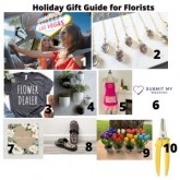 Holiday Gift Guide for Florists