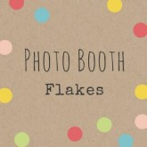 Photo Booth Flakes