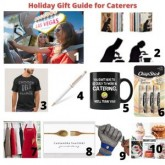 Holiday Gift Guide for Caterers