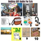 Holiday Gift Guide for DJs & MCs